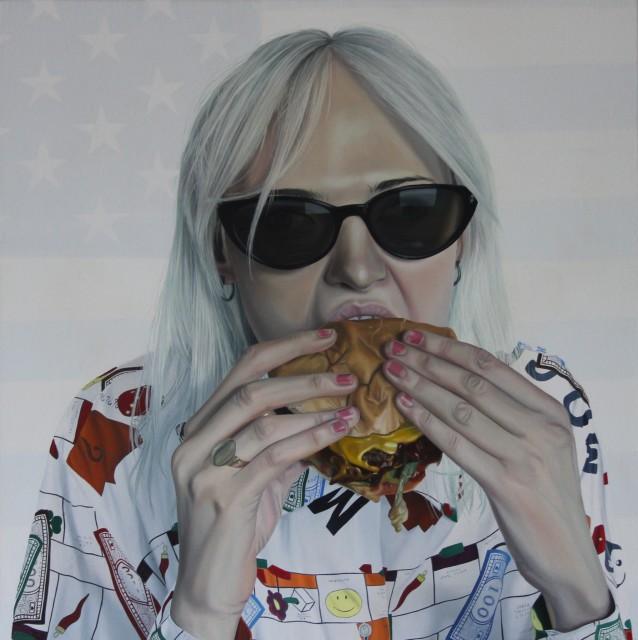 Tristan Pigott, Fast Food, 2013