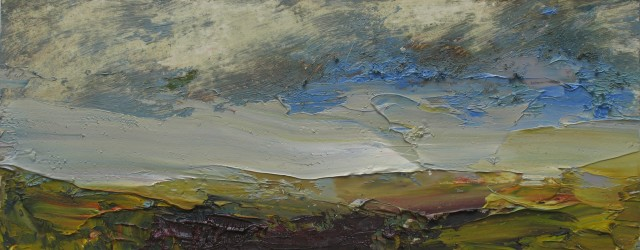<span class=&#34;artist&#34;><strong>Colin Halliday</strong></span>, <span class=&#34;title&#34;><em>Moorland</em>, 2014-15</span>