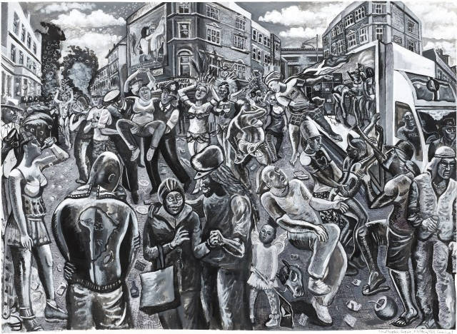 <span class=&#34;artist&#34;><strong>Ed Gray</strong></span>, <span class=&#34;title&#34;><em>Ladbroke Groovers, Notting Hill Carnival</em>, 2011</span>