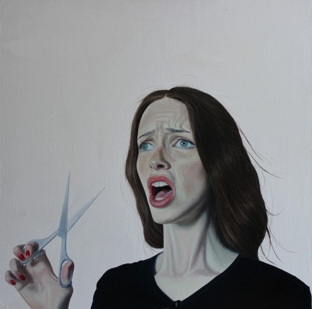 Tristan Pigott, Running With Scissors, 2013