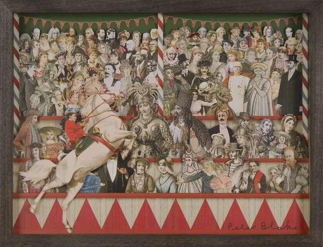 <span class=&#34;artist&#34;><strong>Sir Peter Blake</strong></span>, <span class=&#34;title&#34;><em>Circus III</em></span>