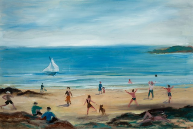 <span class=&#34;artist&#34;><strong>Yankel Feather</strong></span>, <span class=&#34;title&#34;><em>St Just in Penwith, Cornwall</em></span>