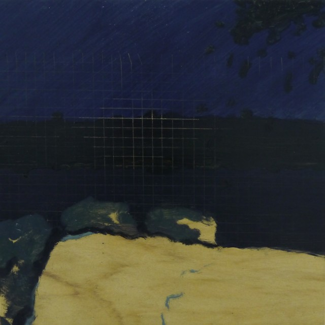 <span class=&#34;artist&#34;><strong>Zichao Hou</strong></span>, <span class=&#34;title&#34;><em>Early Nightswimming</em>, 2015</span>