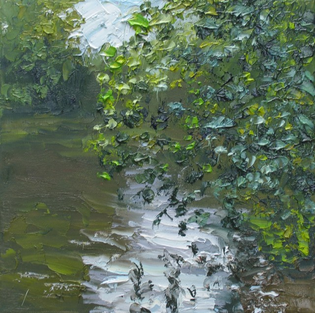 <span class=&#34;artist&#34;><strong>Colin Halliday</strong></span>, <span class=&#34;title&#34;><em>River Study III</em>, 2016</span>