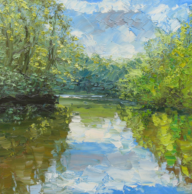 <span class=&#34;artist&#34;><strong>Colin Halliday</strong></span>, <span class=&#34;title&#34;><em>Still Waters </em>, 2016 </span>