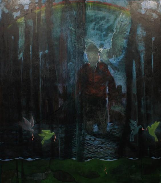 Simon Burton, Appearance of Birds, 2011