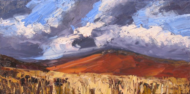 <span class=&#34;artist&#34;><strong>Colin Halliday</strong></span>, <span class=&#34;title&#34;><em>Mountain And Moor</em>, 2013-14</span>