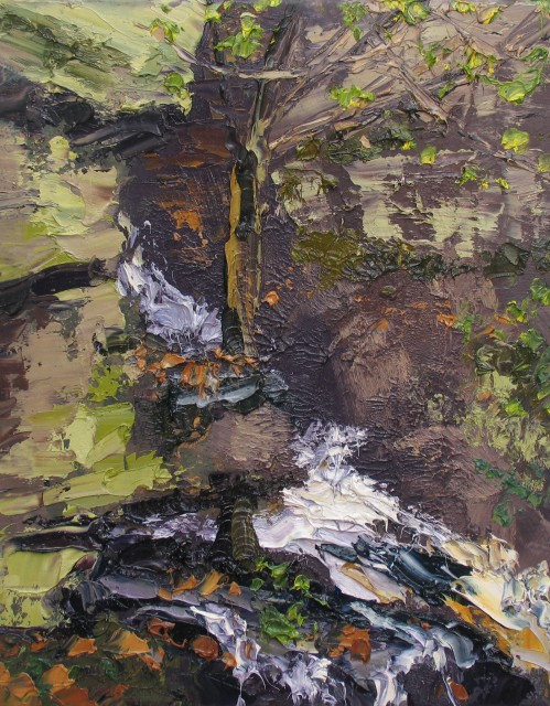 <span class=&#34;artist&#34;><strong>Colin Halliday</strong></span>, <span class=&#34;title&#34;><em>Secret Waterfall</em>, 2014-15</span>