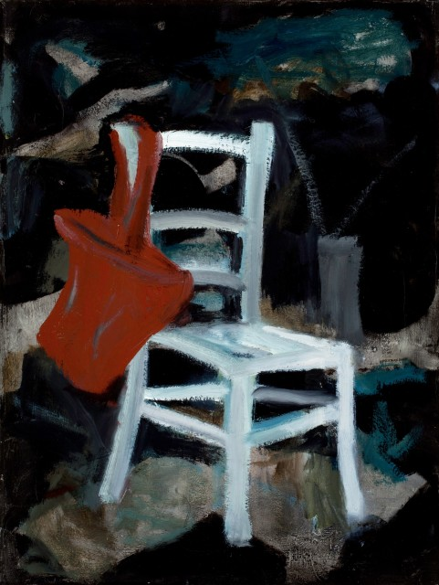 <span class=&#34;artist&#34;><strong>Yankel Feather</strong></span>, <span class=&#34;title&#34;><em>The Chair</em></span>
