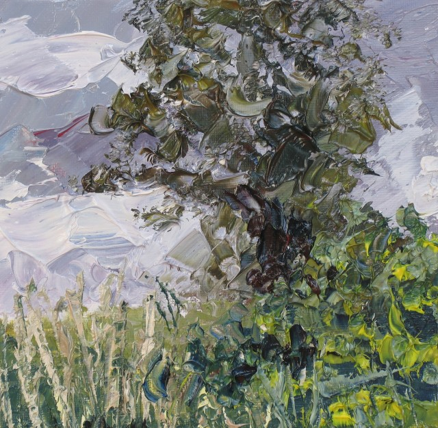 <span class=&#34;artist&#34;><strong>Colin Halliday</strong></span>, <span class=&#34;title&#34;><em>Summer Hedge</em>, 2013-14</span>