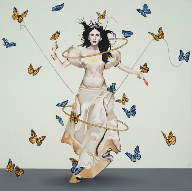<span class=&#34;artist&#34;><strong>Alain Magallon</strong></span>, <span class=&#34;title&#34;><em>Kareena Kapoor</em>, 2016</span>
