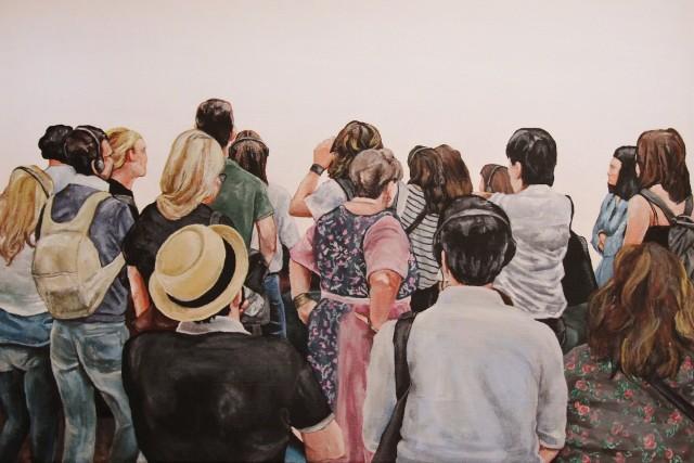 <span class=&#34;artist&#34;><strong>Courtney Heather</strong></span>, <span class=&#34;title&#34;><em>Arting II</em>, 2015</span>