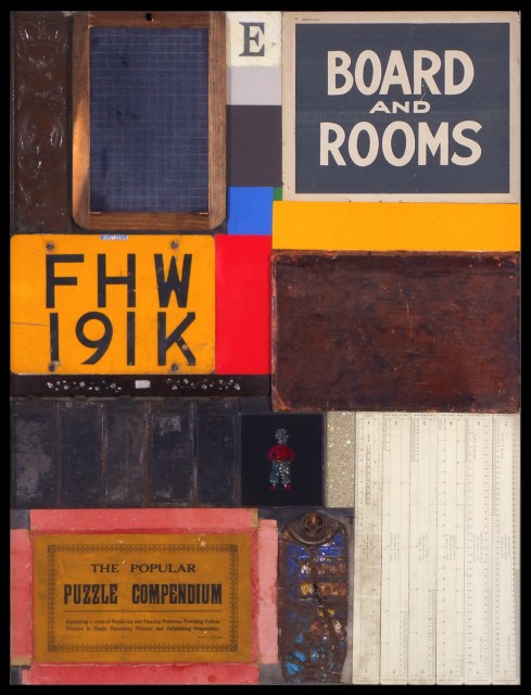 Sir Peter Blake, Homage to Rauschenburg IV