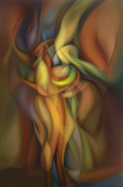Armando Alemdar Ara, The Embrace, 2009