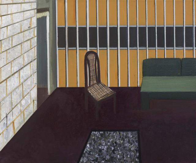 Jessica Windhorst, Feldmarkweg Living Room I, 2015