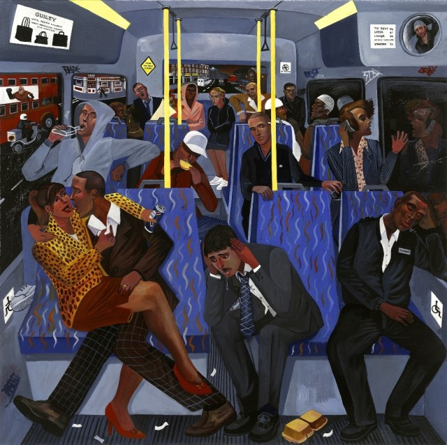 <span class=&#34;artist&#34;><strong>Ed Gray</strong></span>, <span class=&#34;title&#34;><em>Last Bus (Old Kent Road)</em>, 2005</span>