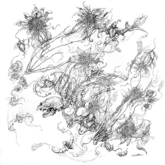 Jazz Szu-Ying Chen, Entanglement of Decisions II, 2015