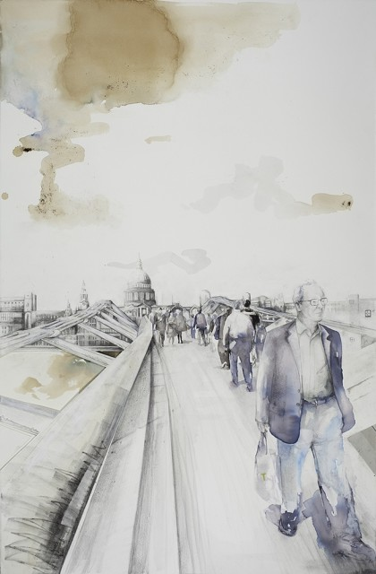 Lily Forwood, Millennium Bridge III, 2014