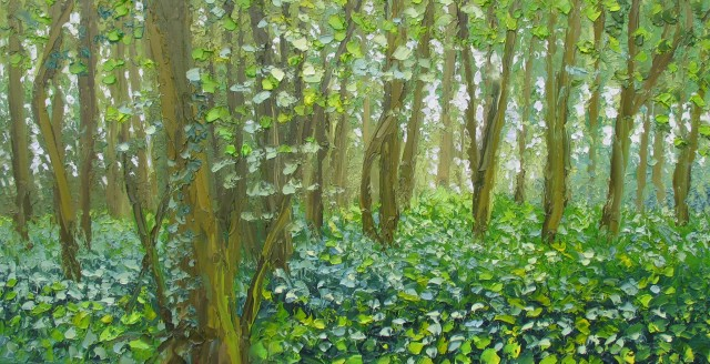 <span class=&#34;artist&#34;><strong>Colin Halliday</strong></span>, <span class=&#34;title&#34;><em>Taking Shelter From the Summer Rain In The Woods</em>, 2014-15</span>
