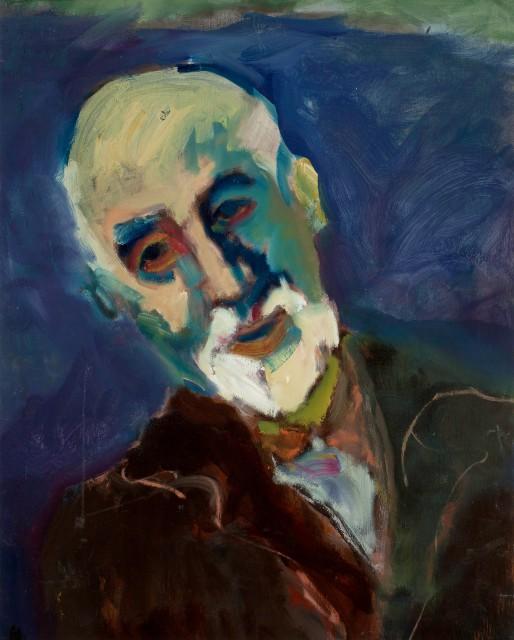 <span class=&#34;artist&#34;><strong>Yankel Feather</strong></span>, <span class=&#34;title&#34;><em>Self Portrait</em></span>