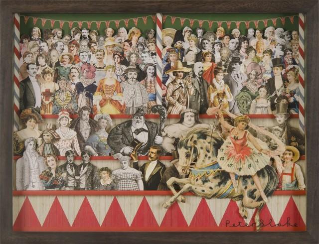 <span class=&#34;artist&#34;><strong>Sir Peter Blake</strong></span>, <span class=&#34;title&#34;><em>Circus I</em></span>