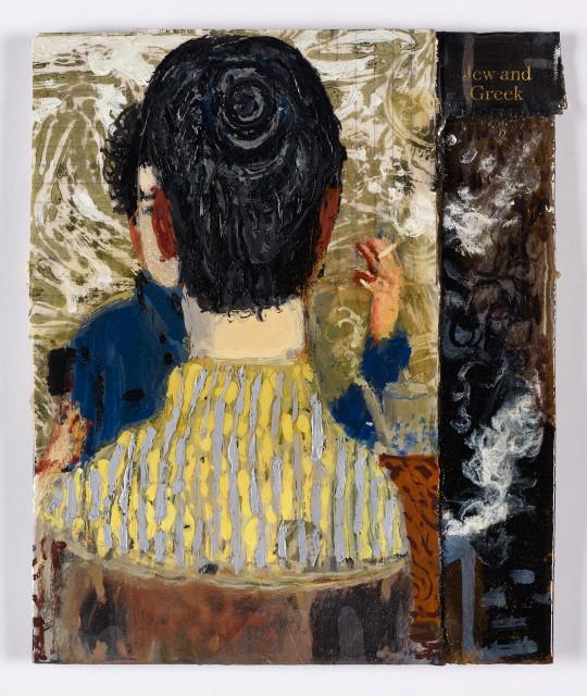 <span class=&#34;artist&#34;><strong>Andrew Cranston</strong></span>, <span class=&#34;title&#34;><em>It seems so long ago</em>, 2018</span>