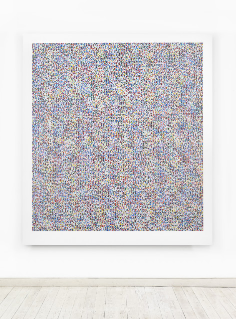 <span class=&#34;artist&#34;><strong>James Hugonin</strong></span>, <span class=&#34;title&#34;><em>Fluctuations in Elliptical Form (II)</em>, 2016-17</span>