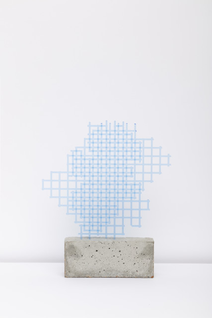 David Batchelor, Neo-Neo Concreto 08, 2019