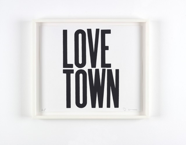 Love Town, 2013