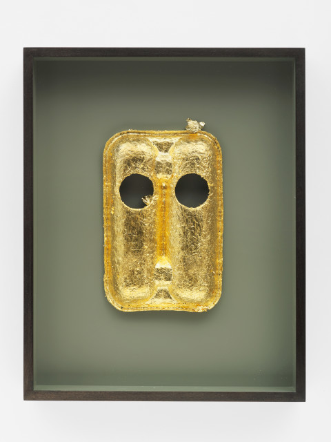 Peter Liversidge, Mask VI, 2019