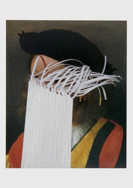 Ruth Claxton, Postcard (Portrait of a Boy), 2008