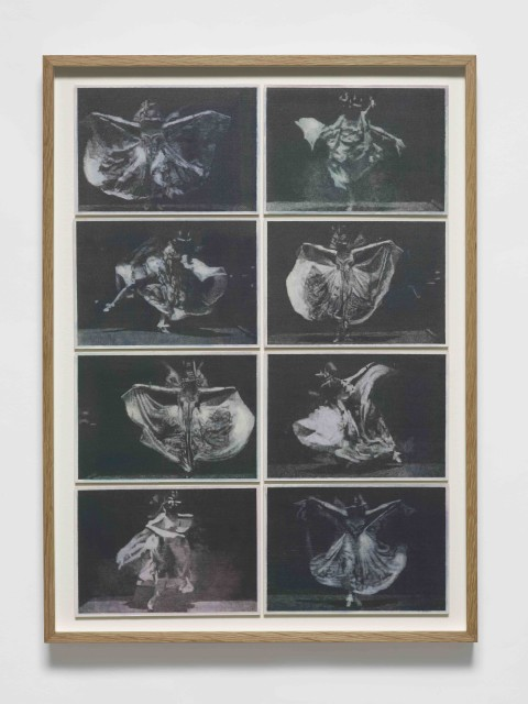 Richard Forster, Notes on Architecture: Annabelle Butterfly dances to Ron Hardy @ the Box, 2018