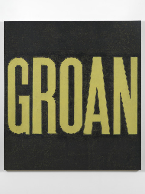 David Austen, Groan, 2014