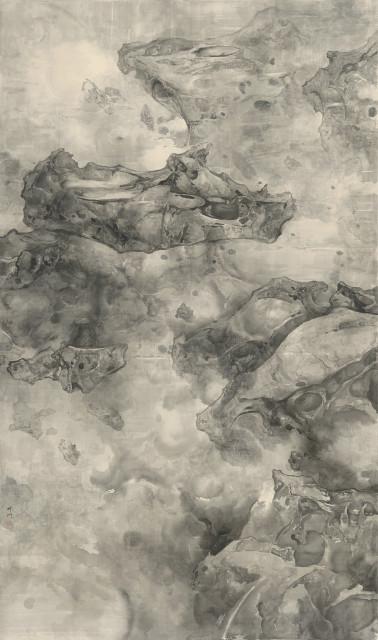 <span class=&#34;artist&#34;><strong>Tai Xiangzhou &#27888;&#31077;&#27954;</strong></span>, <span class=&#34;title&#34;><em>Celestial Balance &#29004;&#29004;&#22825;&#26435;</em>, 2017</span>