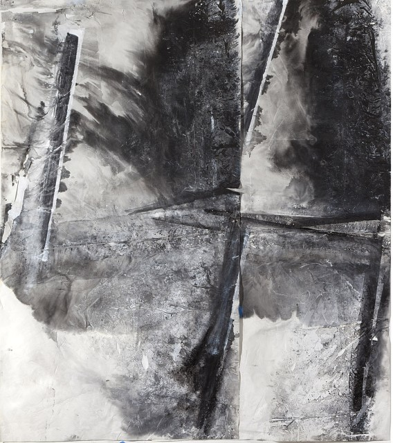 <span class=&#34;artist&#34;><strong>Zheng Chongbin &#37073;&#37325;&#23486;</strong></span>, <span class=&#34;title&#34;><em>Four Cuts into the Space &#31354;&#38388;&#20013;&#30340;&#22235;&#21010;</em>, 2015</span>