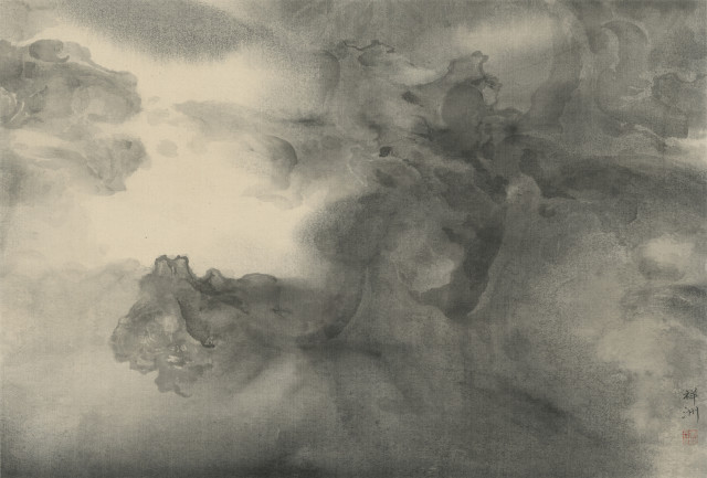 <span class=&#34;artist&#34;><strong>Tai Xiangzhou &#27888;&#31077;&#27954;</strong></span>, <span class=&#34;title&#34;><em>Dewdrops in Sweet Spring &#38706;&#38477;&#37300;&#27849;</em>, 2016</span>