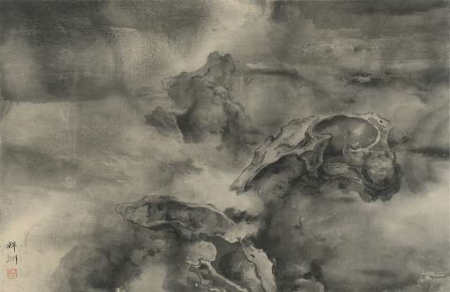 <span class=&#34;artist&#34;><strong>Tai Xiangzhou &#27888;&#31077;&#27954;</strong></span>, <span class=&#34;title&#34;><em>Colors of Earth and Heaven &#22768;&#33394;&#29572;&#40644;</em>, 2016</span>