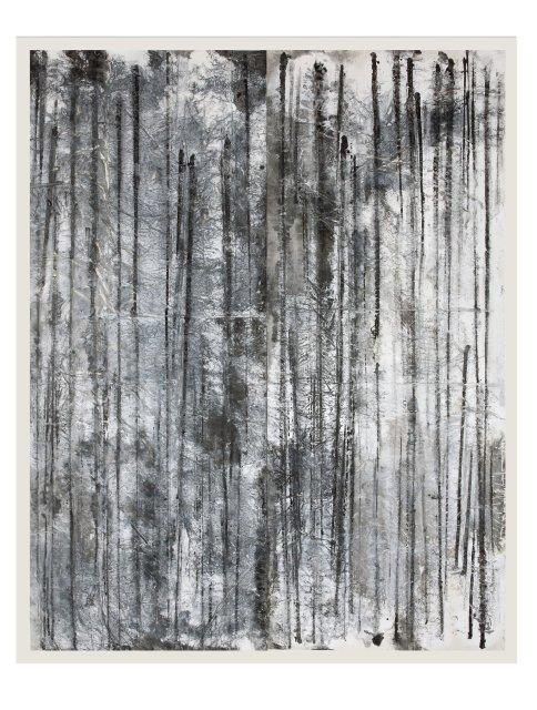 Zheng Chongbin 郑重宾, Lines with Volume 带有体积的线型, 2011