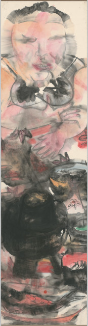 Li Jin 李津, Eaters Series: Plump 饕客系列:丰腴, 1995