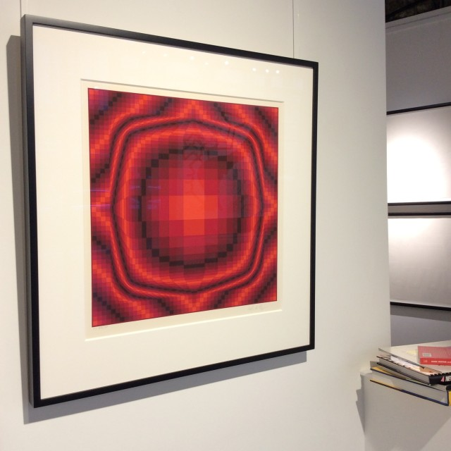 Victor Vasarely, RELL, 1965
