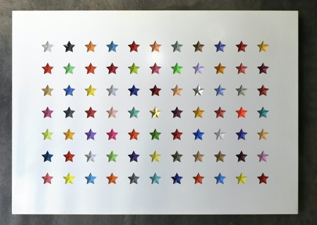 RYCA (Ryan Callanan), Constellation (UNIQUE), 2014