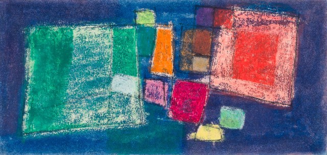 John Wells, Composition with Squares, 1964