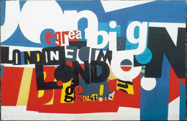 <span class=&#34;artist&#34;><strong>Robyn Denny</strong></span>, <span class=&#34;title&#34;><em>The Austin Reed Mural</em>, 1959</span>