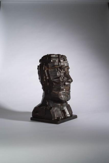 Eduardo Paolozzi, Head, 1993