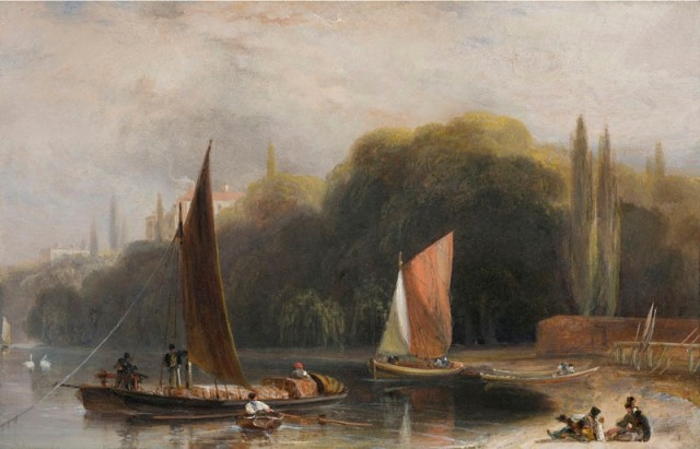 The Thames near Richmond