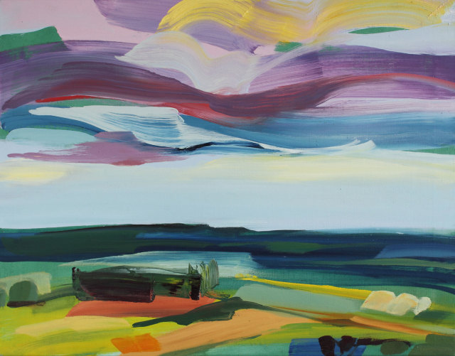 Shona Barr, Wild Sky