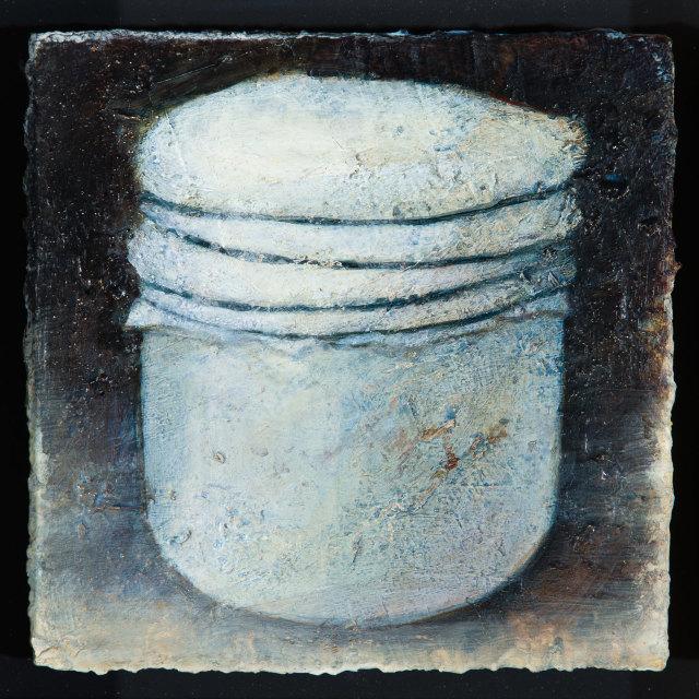 Peter White, Pot, 2020