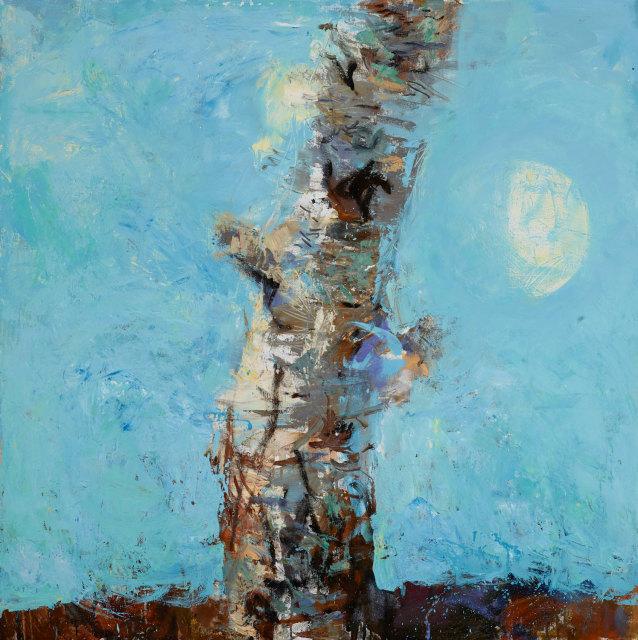 moon morning, Torr Na Cluaine
