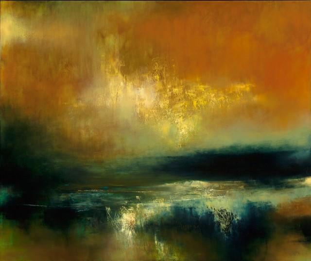 Kirstie Cohen, Hill Light Reflection, 2016