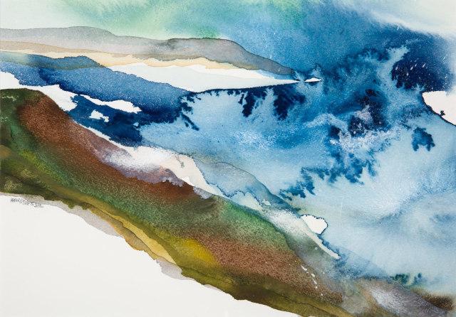<span class=&#34;artist&#34;><strong>Peter Davis</strong></span>, <span class=&#34;title&#34;><em>Storm on Westside</em></span>